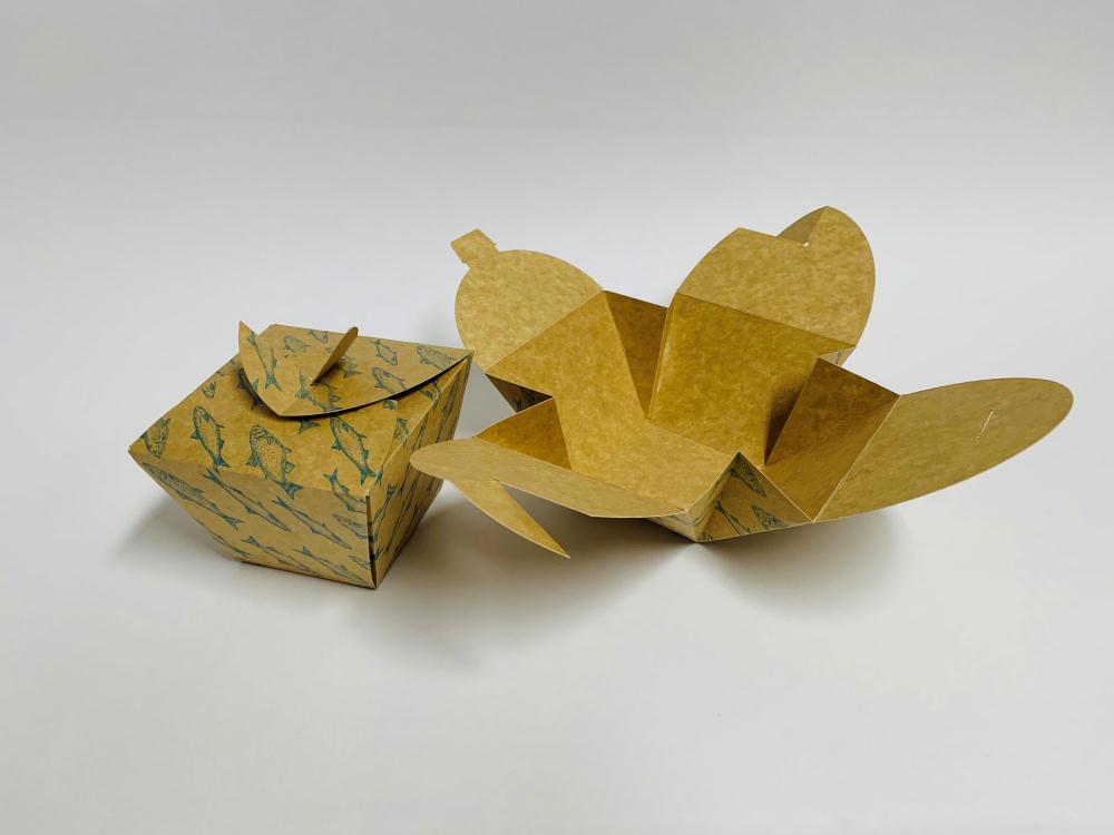 box cono superiore formato 12 x 12 x h9 cm.
