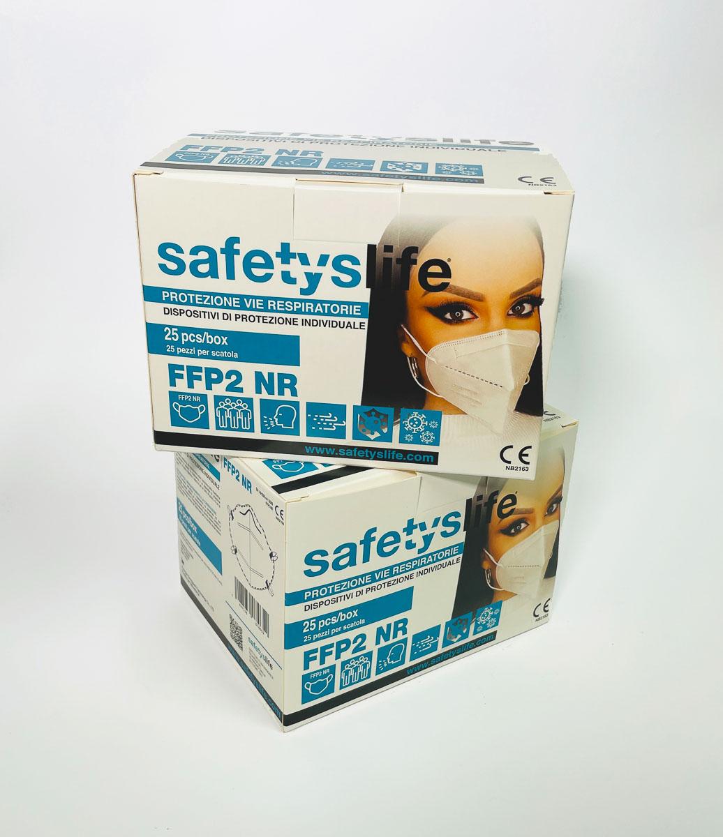 box per mascherine ffp2 personalizzati